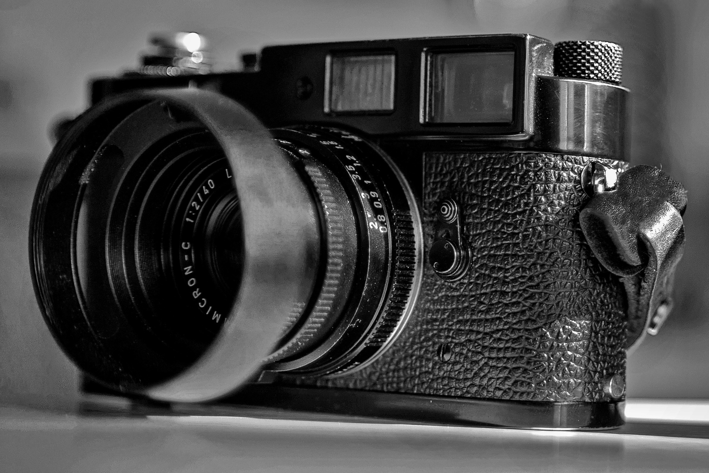 Leica M2 with 40mm Summicron f2