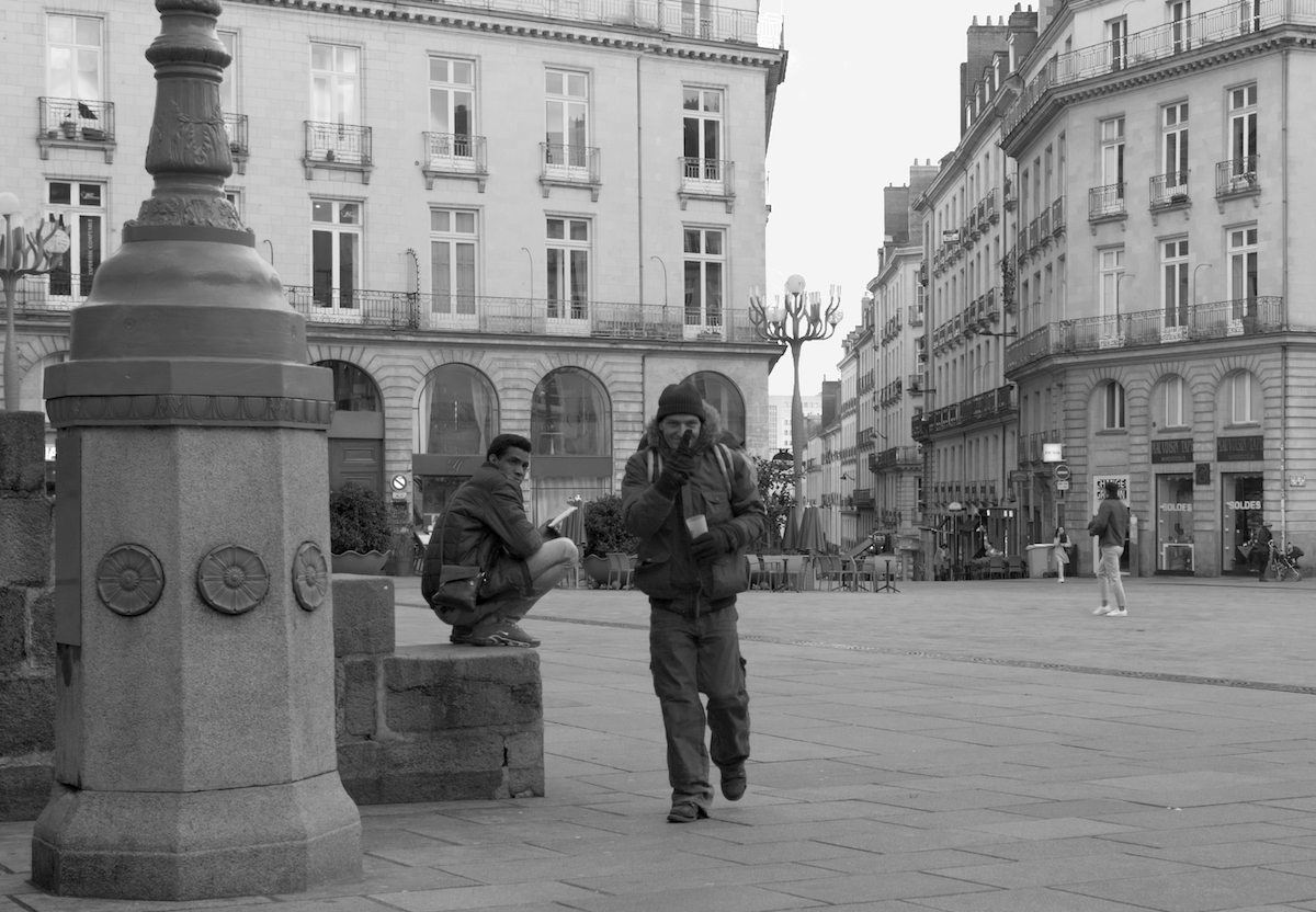 Street Photography in Nantes