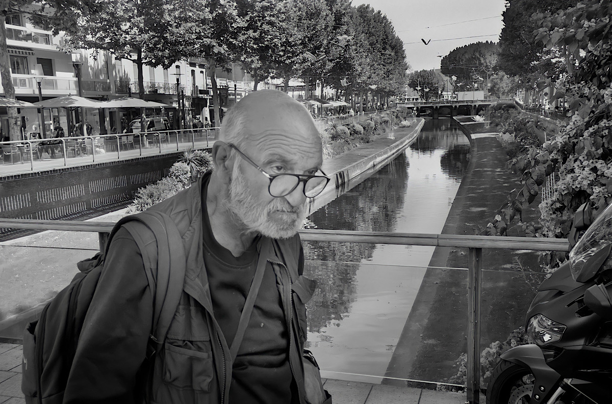 Street Photography in Perpignan France 2021